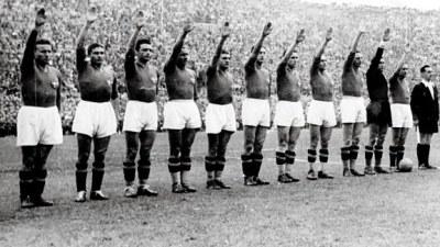 l'équipe nationale de football italienne en 1934