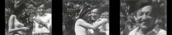 Anna Karina et Serge Gainsbourg
