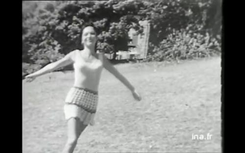 Anna Karina - clip de la chanson