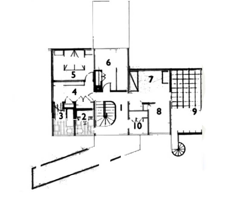 Architecture Blueprint Of A House Vector 5048091 besides House Drawing besides Simple Hexagonal Background Texture Metal Grill Image 4544513 together with A Roof moreover Casa gropius planta 2o. on modern home design plans