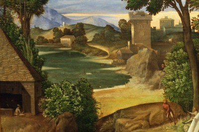 Giorgione - Nativité