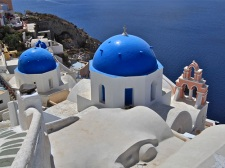 Bleu de Grèce