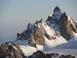 arête des Cosmiques - massif du Mont-Blanc