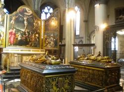 Bruges - gisants