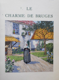 Henri Cassiers - le charme de Bruges