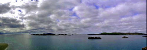 South from Inishbofin