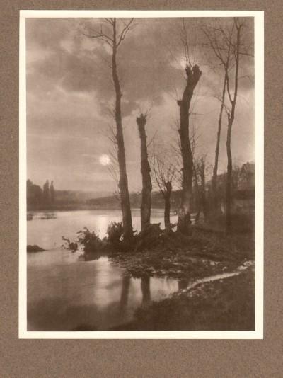 Crépuscule d'Automne, 1905 - Gustave Marissiaux