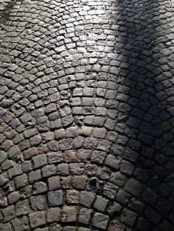 pavés de Bruges - photo Enki