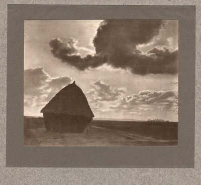 la Meule, 1905 - photographe Antonin Personnaz