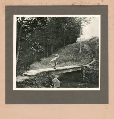 La peur du photographe, 1905 - A. Nourrit