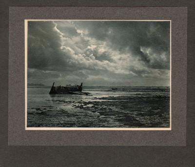 L'Abandonné, 1904 - photographe Charles Job