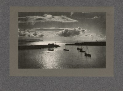 Nuit Tranquille, 1905 - photographe inconnu