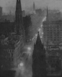 Alvin Langdon Coburn - Fifth Avenue