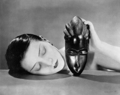 Man Ray - Noire et Blanche, 1926
