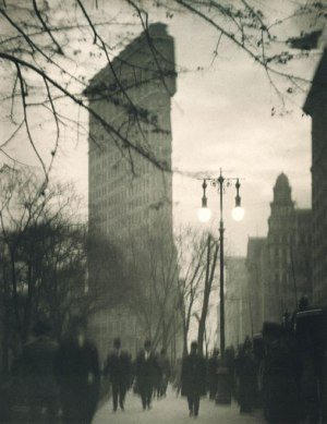 Alvin Langdon Coburn - Flatiron, 1912