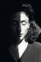 Rosaria Schifani - photo de Letizia Battaglia, Palerme 1993