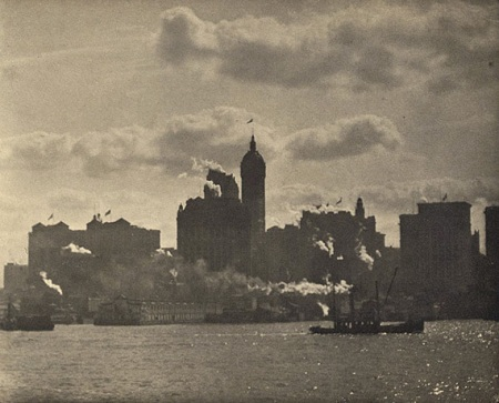 Lower Manhattan, 1911