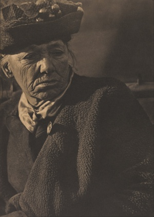 Paul Strand - portrait à Washington Square, 1917
