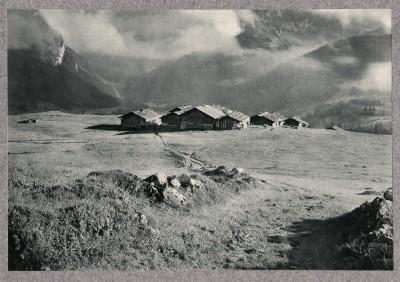Frederick Boissonnas - paysage de Suisse, 1905