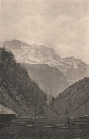 Henry Abercrombie Roome (G-B) - La Jungfrau, 1892