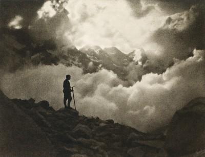 Eduard Lankes (Allemagne) - Nebelwolken, 1905