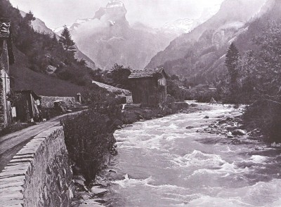 L. Primet (FR) - Vallée du Giffre, 1899