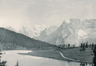 Alfred Stieglitz - Lac de Misurina dans le Tyrol, 1891