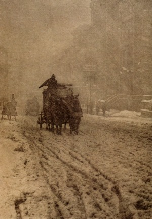 Alfred Stieglitz - Winter, 1893