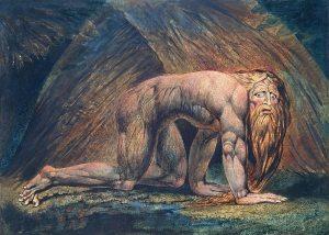 Wlliam Blake - Nabuchodonosor