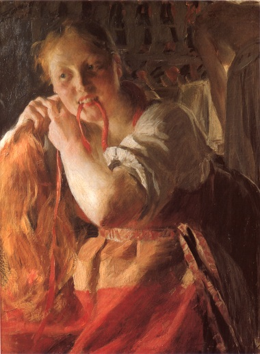 Anders Zorn - Margit, 1891