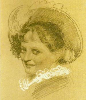 Anders Zorn - I gladje, 1880