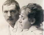 Anders Zorn et sa femme Emma, 1880