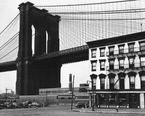 Brooklyn Bridge, 1930