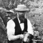 Carleton Watkins (1829-1916), portrait de 1883