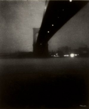 Edward Steichen, Brooklyn Bridge 1903