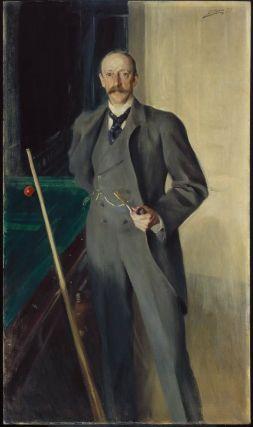 Anders Zorn - George Peabody Gardner, 1899