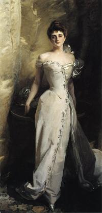 John Singer Sargent - Mme Ralph Curtis, 1898