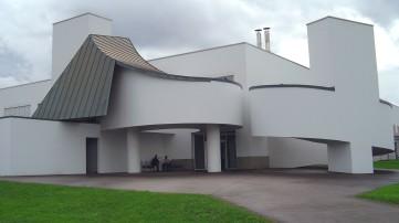 Frank Gehry - usine Vitra à Weil am Rhein en RFA