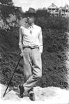 Walker Evans in Ossining, 1929