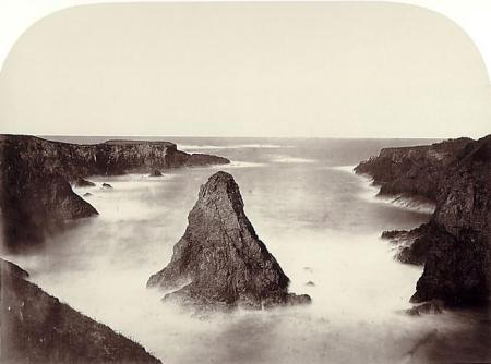 Carleton Watkins - Coast View Number One, 1863
