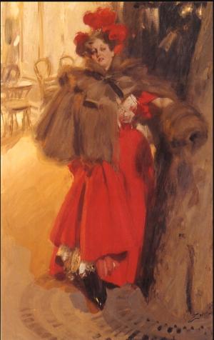 Anders Zorn - Effet de nuit, 1895