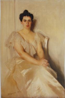 Zorn-Mrs Frances Cleveland, 1899