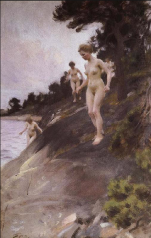 Anders Zorn - unknow, 1912
