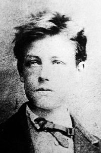 Arthur Rimbaud (1854-1891) - photo d'Etienne Carjat en 1872