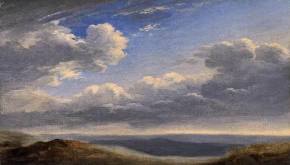 Pierre-Henri de Valenciennes - Etude de nuages, 1782-85
