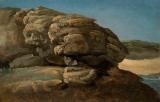 Pierre-Henri de Valenciennes - rochers en Bretagne, date inconnue