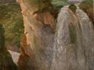 Pierre-Henri de Valenciennes - Chutes d'eau et pierres à Terni