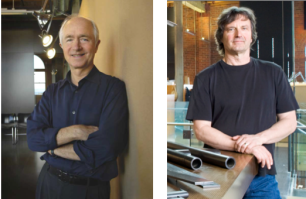 Jim Olson et Tom Kundig, architectes