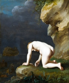 Cornelis van Poelenburgh - Calypso secourt Ulysse - (Google Art Project)
