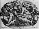 Hubert Maurer - Hermès près de Calypso et Ulysse